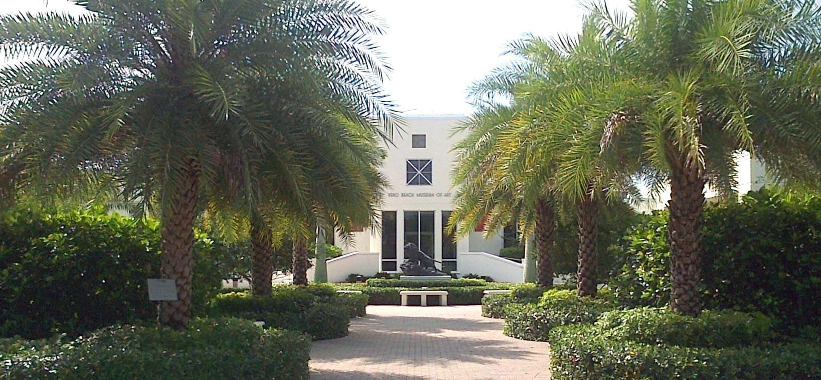 museum landscape installation